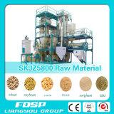 Poulet de grande capacité/usine de cylindres réchauffeurs d'oiseaux (SKJZ5800)