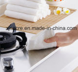 Microfiber wischt Bambusküche-Reinigung Tuch ab