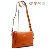 2016人の方法回ロックの止め金デザイン女性牛革製バッグ(NY1510-85)