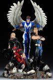 figura de ação Figurine do casco dos Avengers do herói da maravilha de 16cm do Anime do presente de Figma
