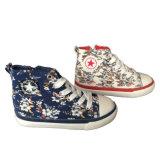 Schoenen Van uitstekende kwaliteit van het Canvas van de Stijl van de fabriek de In het groot Toevallige voor Kinderen