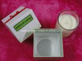 Gurke-u. Kalk-natürliche Sojabohnenöl-Wachs-Kerze