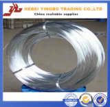 Oil Industry (1.1mm)のための明るく、Soft Electric Galvanized Iron Wire