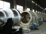 Ligne chaîne d'extrusion de pipe de la production Line/HDPE de pipe de la production Line/PVC de pipe de HDPE de production de pipe de la production Line/PPR de pipe de PVC
