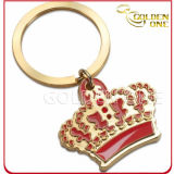 習慣3D Relief Logo Souvenir Gift Metal Key Chain