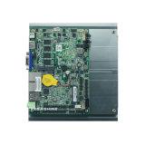 Carte mère industrielle encastrée par COM 2GB inclus DDR3 de pouce 6 de Celeron 1037u 3.5