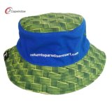 Fisher alla moda Man Bucket Hat con Embroidery (1508)