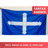 Флаг спортов изготовленный на заказ размера водоустойчивый, рекламируя флаг