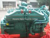 motor marinho do barco de pesca do motor Diesel de 1100HP 1800rpm Cummins