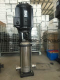 Bomba de água centrífuga de vários estágios vertical do aço inoxidável