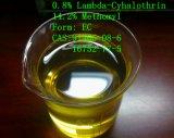 綿Bollwormのキラー、LambdaCyhalothrin+Methomyl欧州共同体