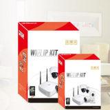 Wi-FI 720p Kitkit/NVR4104-W/2-Hfw1120s-W/2-Hdbw1120e-W eingebetteter Linux {Kit/NVR4104-W/2-Hfw1120s-W/2-Hdbw1120e-W}