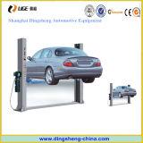 2 Post Lift Car Diagnostic Repair Carro elevador
