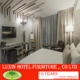 新しいデザイン白く光沢度の高い寝室セット