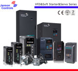 Vervaardiging Variable Speed Frequency Drive, AC Drive (0.4kw~500kw, 3pH)