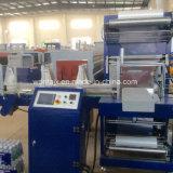 Machine de pellicule d'emballage de rétrécissement de bidon en aluminium (WD-150A)