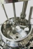 ステンレス鋼の上昇が付いている傾向がある装飾的な真空の乳化剤のミキサー