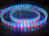 CE EMC LVD RoHS dos años de la garantía LED de luz de la cuerda plana