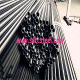 Q235, INMERSIÓN caliente Q345 galvanizada alrededor del tubo del acero de carbón