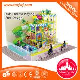 Spätestes weiches Innenspielplatz-Gerät für Kleinkinder