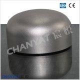 Крышка конца A403 нержавеющей стали (WP304H, WP316H, WP304L)