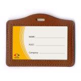 Нагрудная планка с фамилией участника искусственной кожи поставкы, владельца карточки