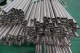 SUS304 GB tubos de acero inoxidable, alta calidad, abastecimiento de agua de tubería.