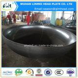 Protezioni di estremità cape ellissoidali servite del tubo del tubo del acciaio al carbonio
