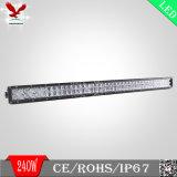 5D 41.5inch 240W LED heller heller Stab des Stab-LED für nicht für den Straßenverkehr