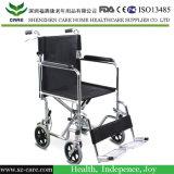 Sedia a rotelle di alluminio Ultralight di mini transito leggero pieghevole di formato