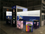 10FT One Side Open LED Light Box Trade Show Booth