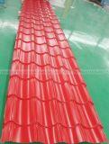 Лист толя оцинкованной волнистой стали цвета PPGI Coated