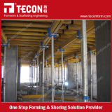 In hohem Grade - effizientes Slab Table Formwork System