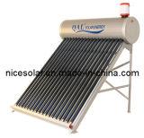De Fabrikant van China van de ZonneVerwarmer van het Hete Water (240Liter)