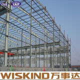 Different Tons Crane를 가진 조립식 Light Gauge Steel Structure
