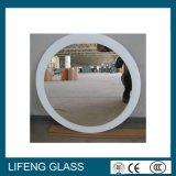 De hete Zilveren Spiegel van de Stukken van de Rand van de Verkoop Moderne Buitensporige Spiegel Afgeschuinde