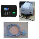 Dados biométricos de transferência do sistema do comparecimento do tempo da impressão digital por WiFi (5000TC/WiFi)