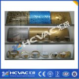 Máquina de capa de cristal del oro de mosaico de Huicheng PVD, máquina de la vacuometalización del azulejo de mosaico
