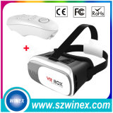 게임 Controller + Vr Box 2.0 Virtual Reality 3D Glasses