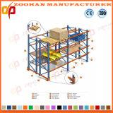 O armazém de armazenamento industrial da capacidade elevada do metal arquiva a cremalheira (ZHr330)