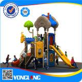 La Chine badine l'équipement domestique de cour de jeu des prix de trottoir de cour de jeu (YL-E043)