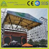 400mm*600mm Gradulation Aluminium-LED Binder des Zeremonie-Leistungs-Beleuchtung-Zapfen-