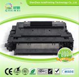 Патрон тонера тонера CE255A 55A лазера высокого качества совместимый для HP