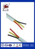 Câble de commande de gaine de PVC d'isolation de PVC