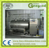 CIP-System für Milchproduktion-Zeile