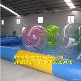 Opblaasbare Pool van het Speelgoed van het Zwembad van het Type van tent de Opblaasbare