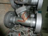 炉のフランジの端Yのタイプこし器