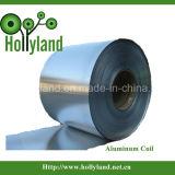 PE Recubrimiento y grabado en relieve de chapa de aluminio liso Coil (ALC1117)
