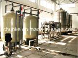 Planta industrial de la máquina del tratamiento de aguas de la ósmosis reversa de FRP