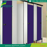 Dekorative wasserdichte HPL Partition-Toiletten-Partition